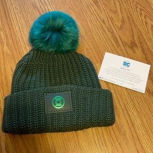 New DC x Love Your Melon Green Lantern Hat